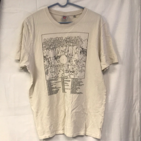 fcc7888838d Beatles Sgt Peppers Lonely Hearts Club Band shirt